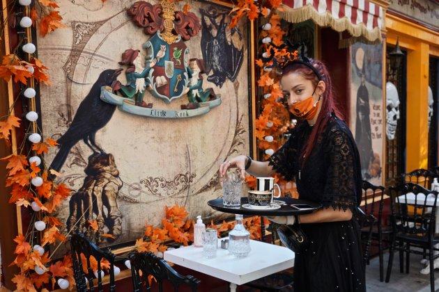 Halloween in Athene