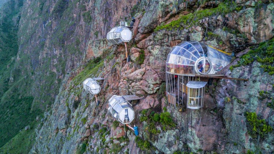 Natura Vive Sky Lodge Peru