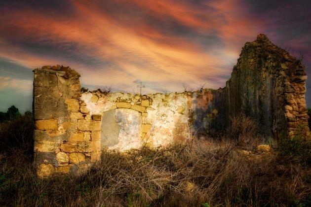 Ruïnes en urbexfotografie