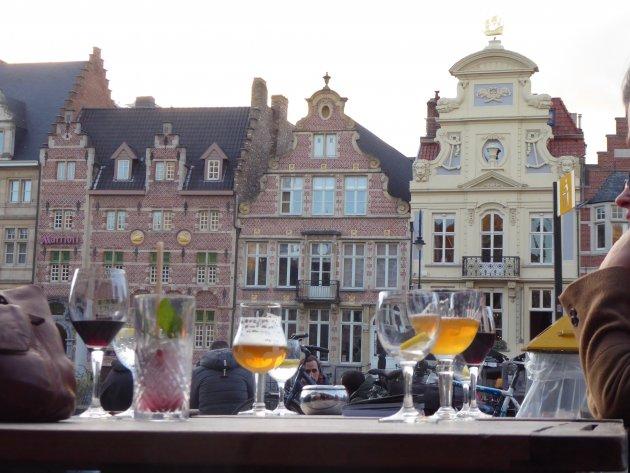 Lang weekend Gent