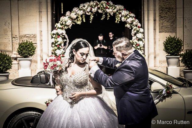 My big fat Italian wedding