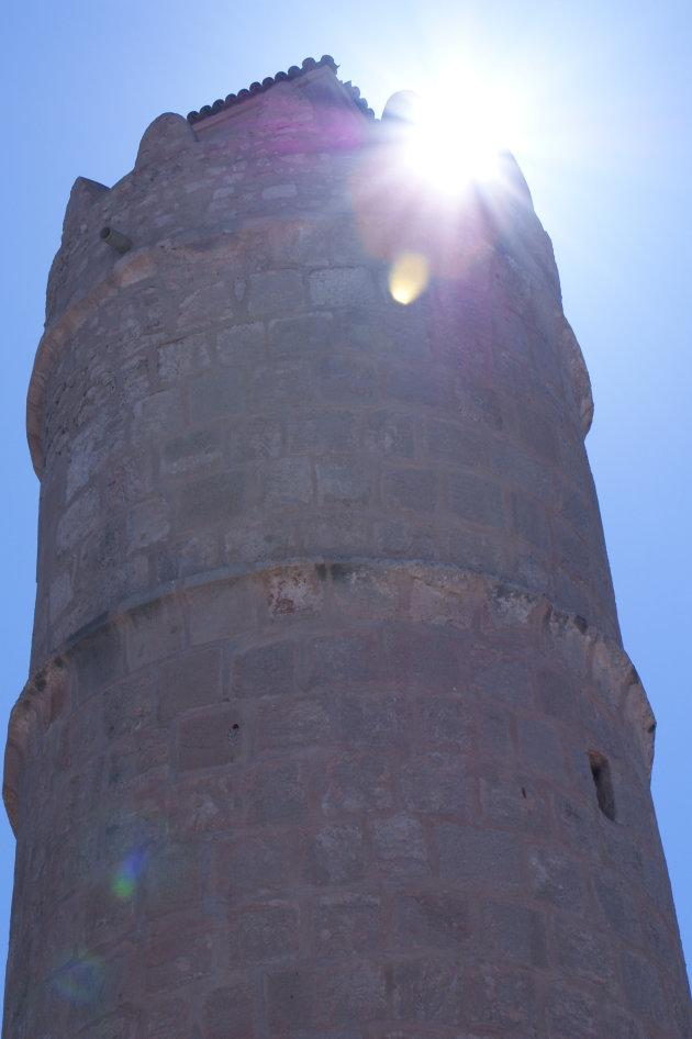 Toren van Moskee