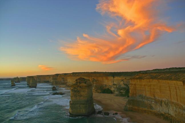 de 12 apostelen bij de great ocean road