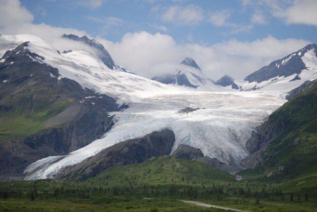 Gletsjer van Worthington
