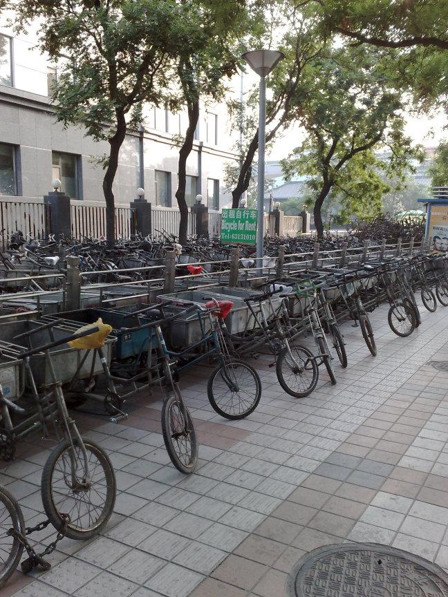 fietsen te huur