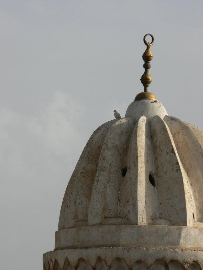 minaret in Sana'a