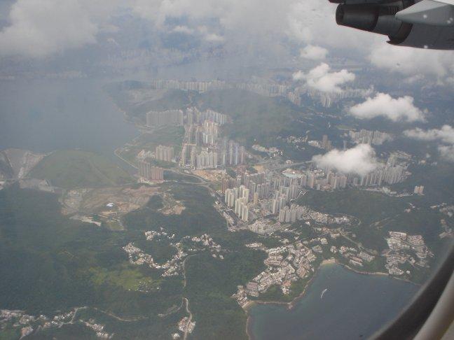 boven Hongkong
