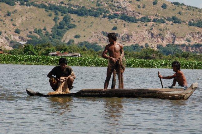 Stoere vissers