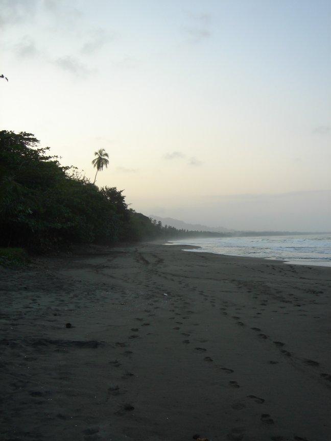 strandin buurt van Limon