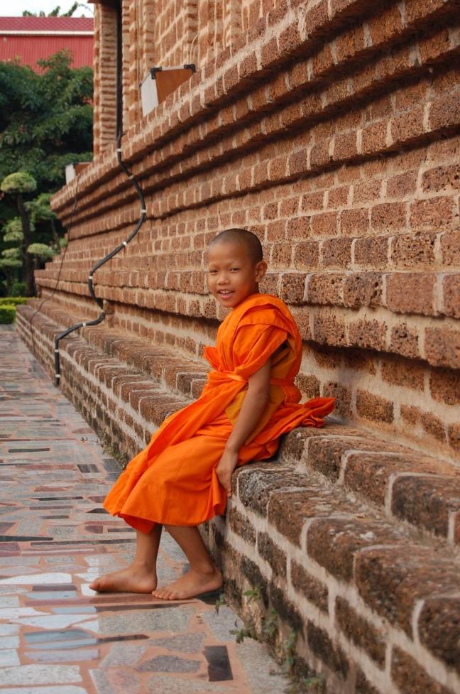 Jonge monik