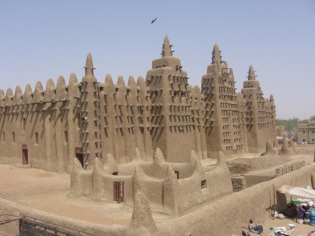Grand Mosque van Djenne