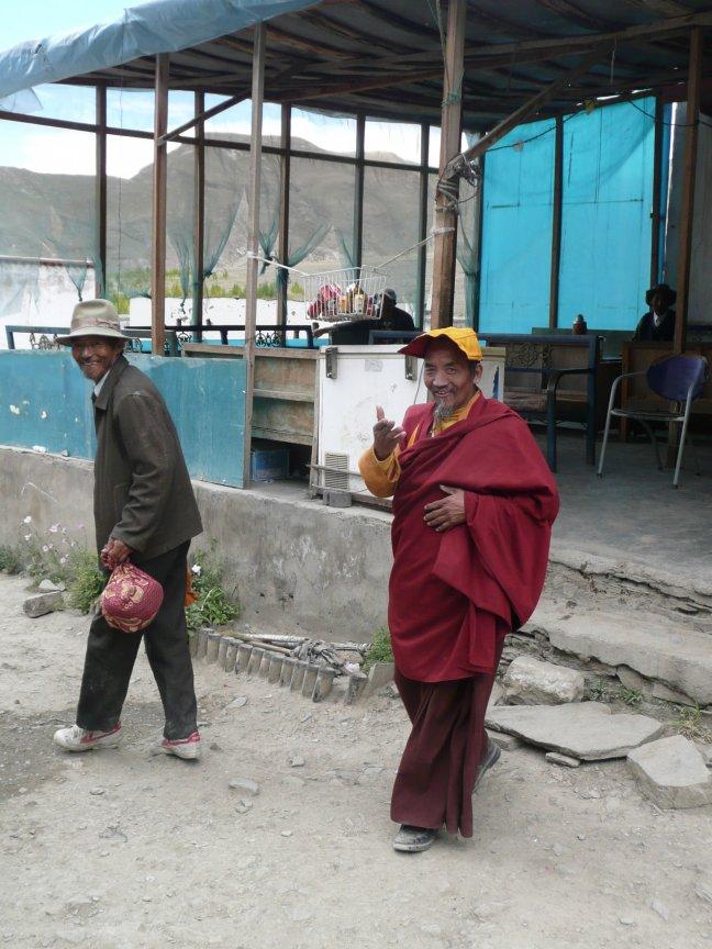 Tibetaanse monnik