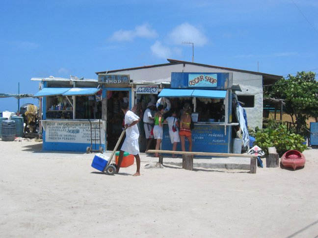 De dorpswinkel