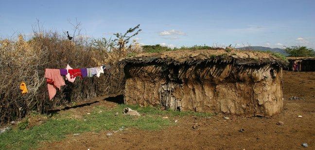Masaai Dorp