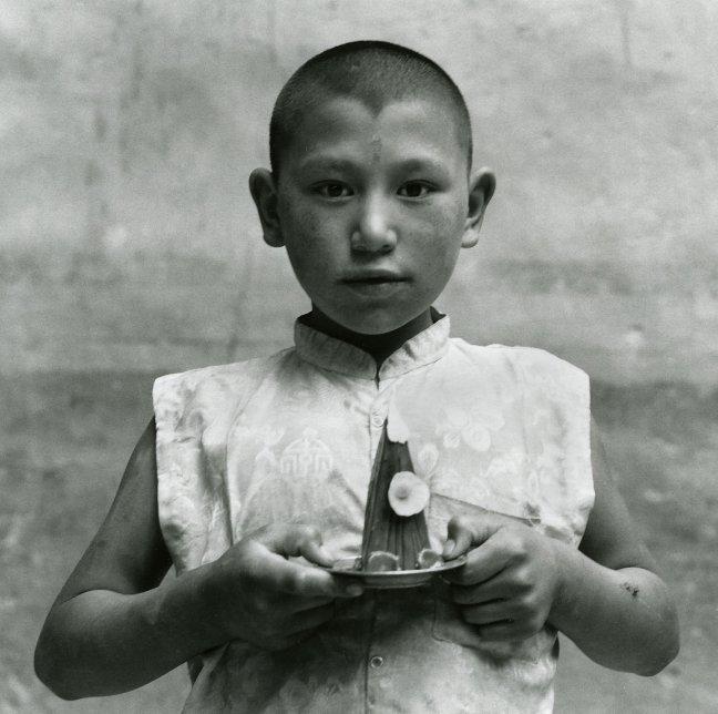 Offergaven van tsampa