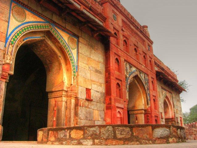 Humayums Tomb
