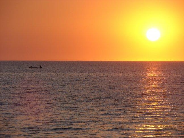 zonsondergang - 2