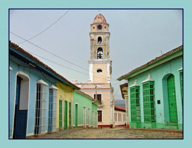 Trinidad in pastel