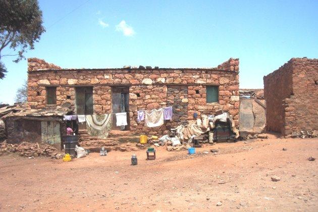 Sloppenwijk Asmara