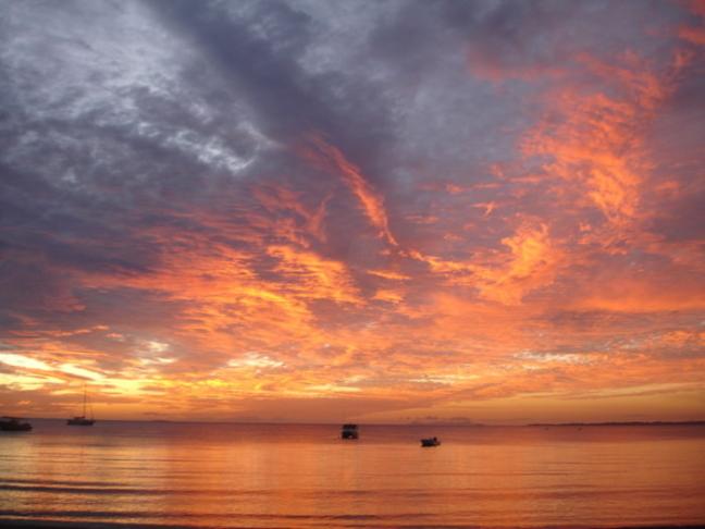 Sunset Nadi