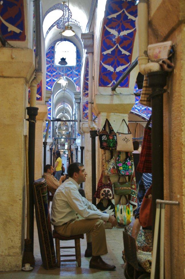 In de Grand Bazaar