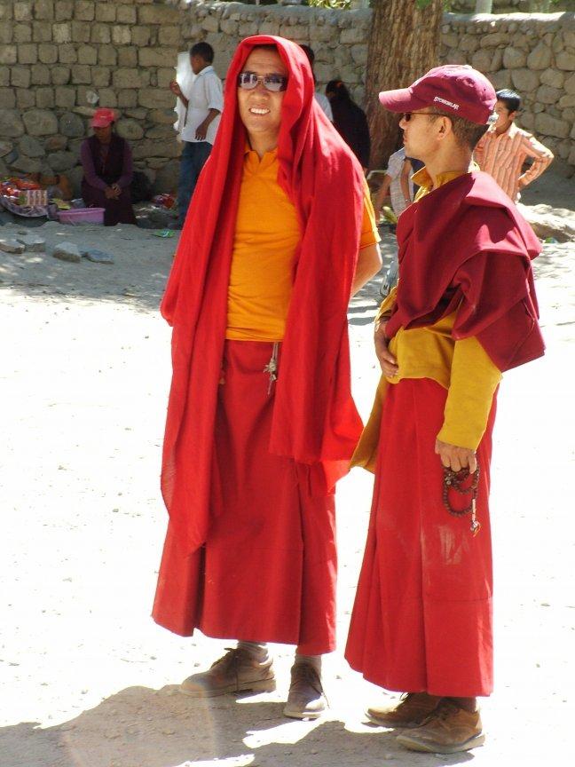 moderne monniken