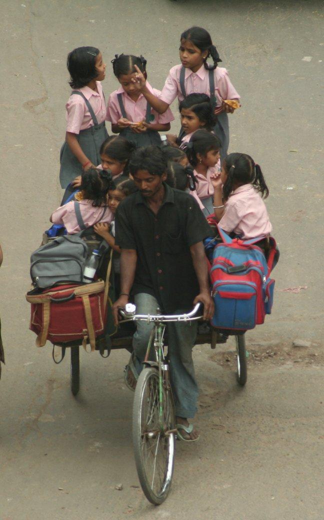 school taxi