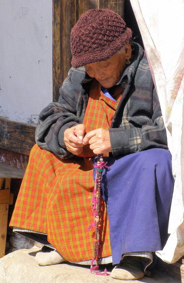 Tibetaanse vluchteling