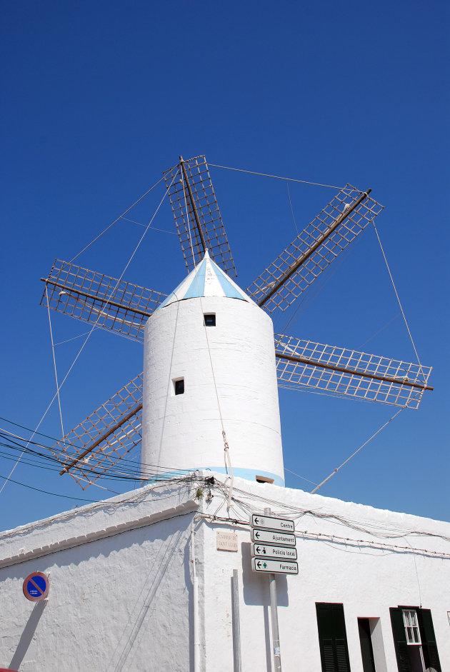 Vechten tegen de windmolens