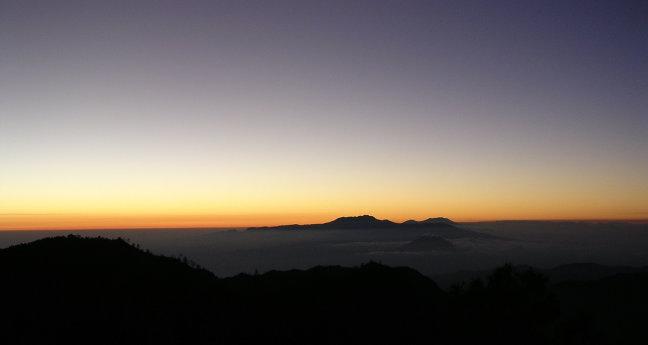 Bromo-landschap