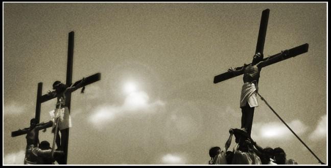 Kruisiging in de FILIPIJNEN