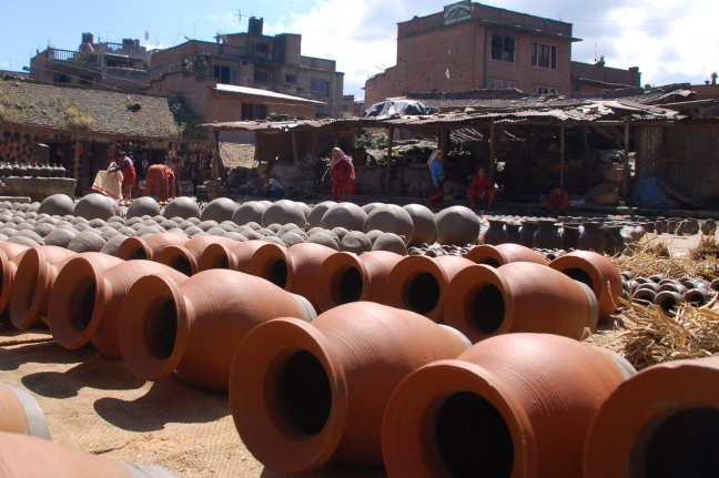 marktplein Kathmandu