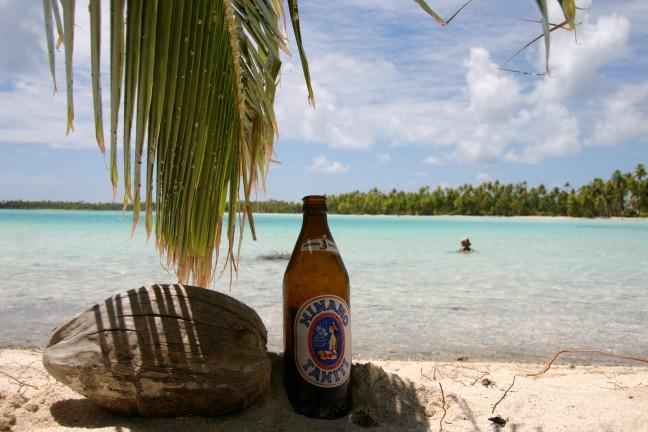 hinano biertje