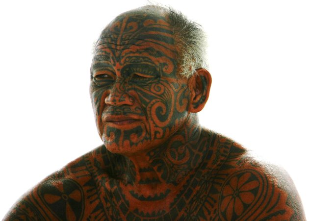 Fully tattood