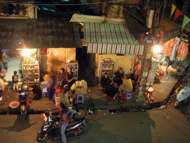 Downtown Hanoi 1
