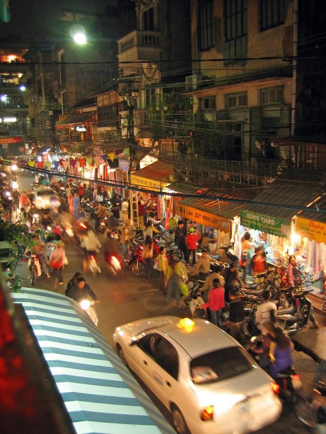 Downtown Hanoi 2