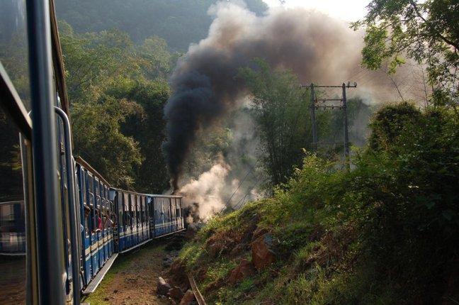 Nilgiri Mountain express
