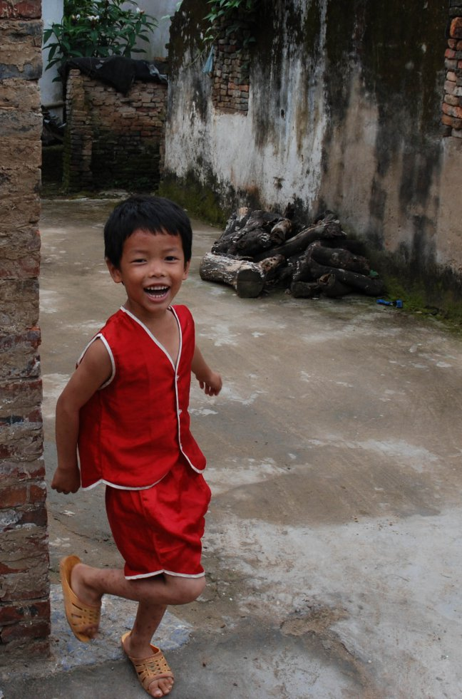 Chinees jongetje