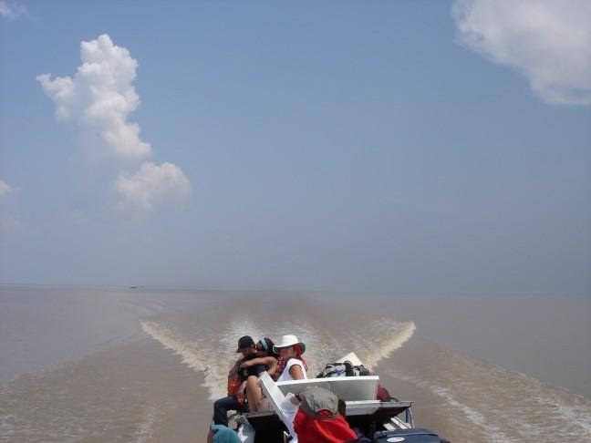 Boottocht Phnom Penh naar Siem Reap