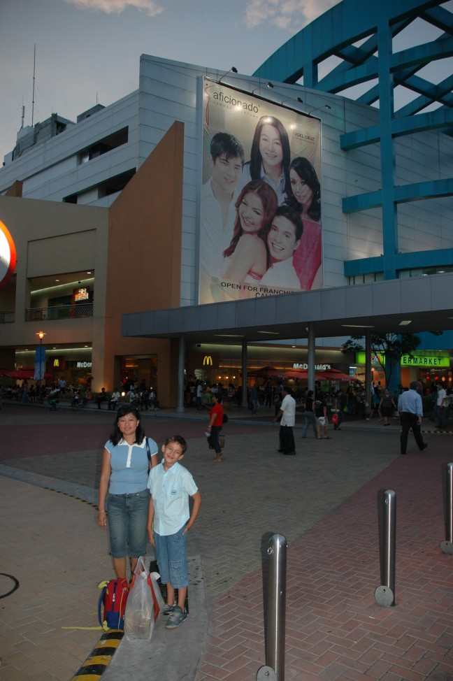 Asian Shopping Mall Manila
