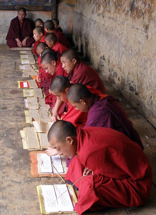 Bhutaanse kloosterschool