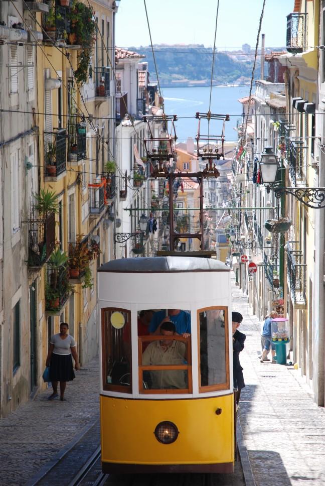 Typisch Lissabon