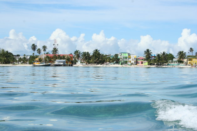Caye Caulkner, Belize