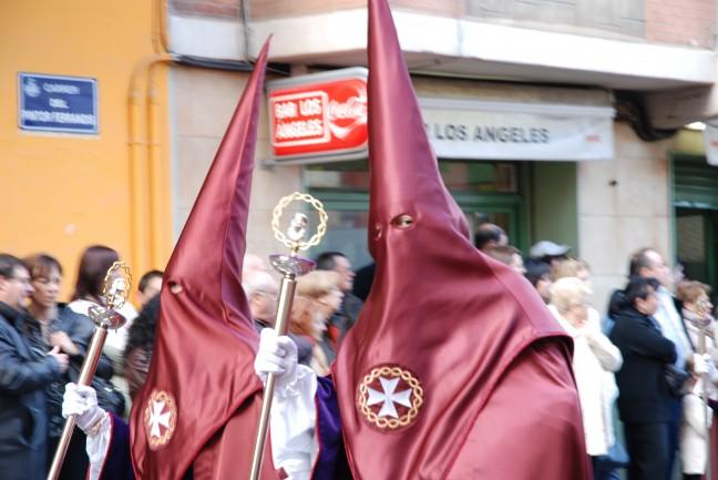 Oogcontact tijdens Semana Santa!