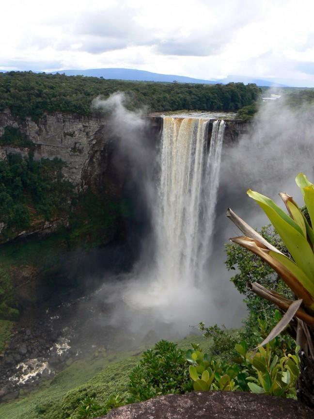 Kaieteur waterval