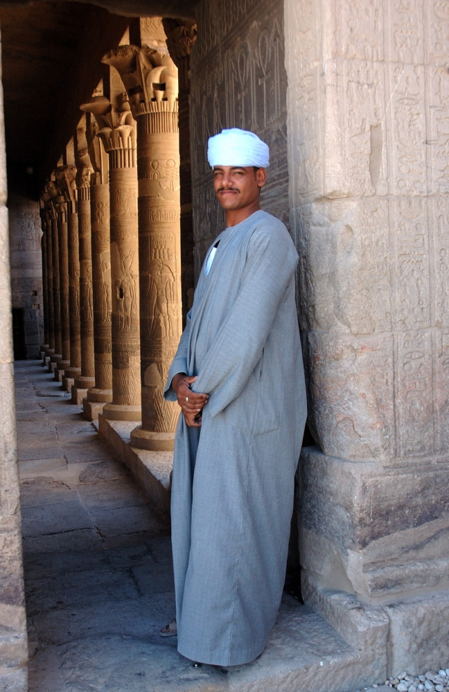 tempel van Horus