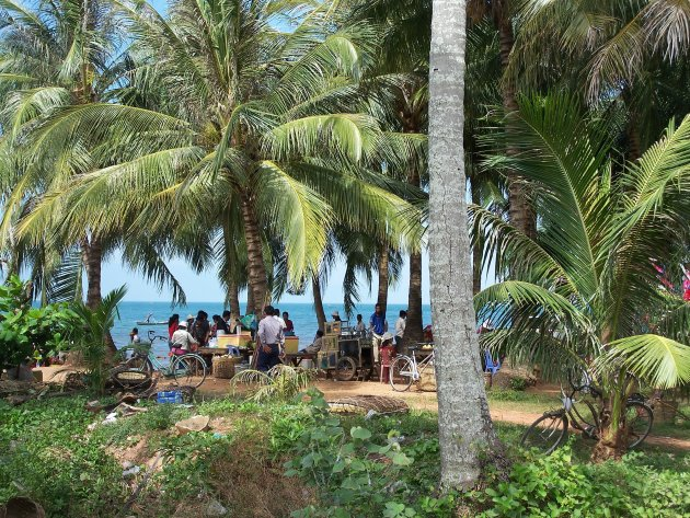 Relaxen in Kep