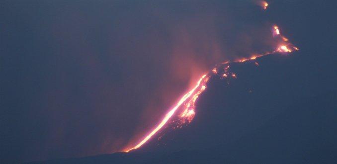 Etna ontploft