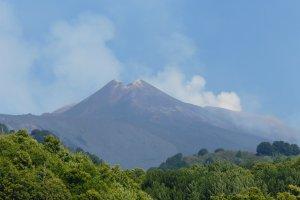 Etna overdag
