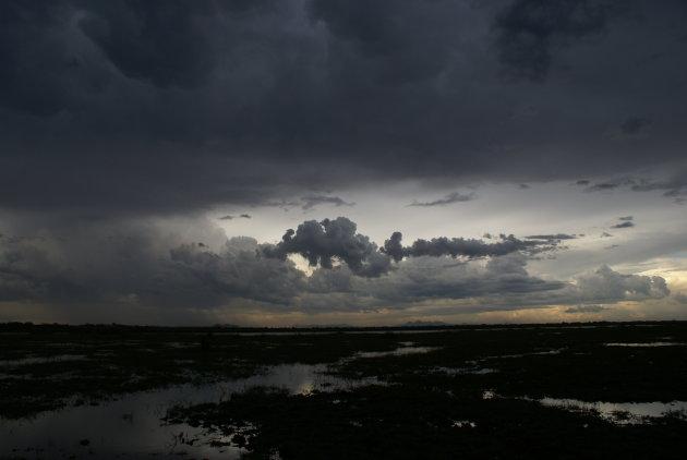 Regentijd in Liwonde